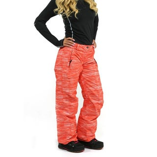 Pulse Women's 'Statement' Sunset Snowboard Pants