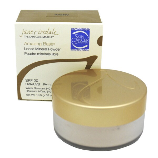 Jane Iredale Ivory Amazing Base Loose Mineral Powder