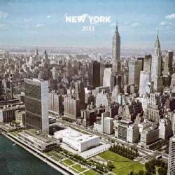 New York 2015 Calendar (Calendar)