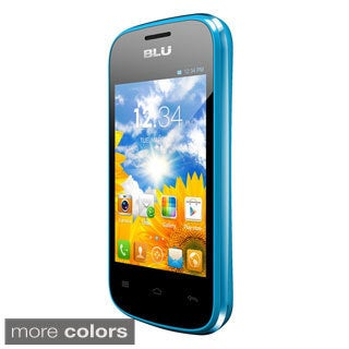 BLU Dash JR D140 Unlocked GSM Dual-SIM Android Phone