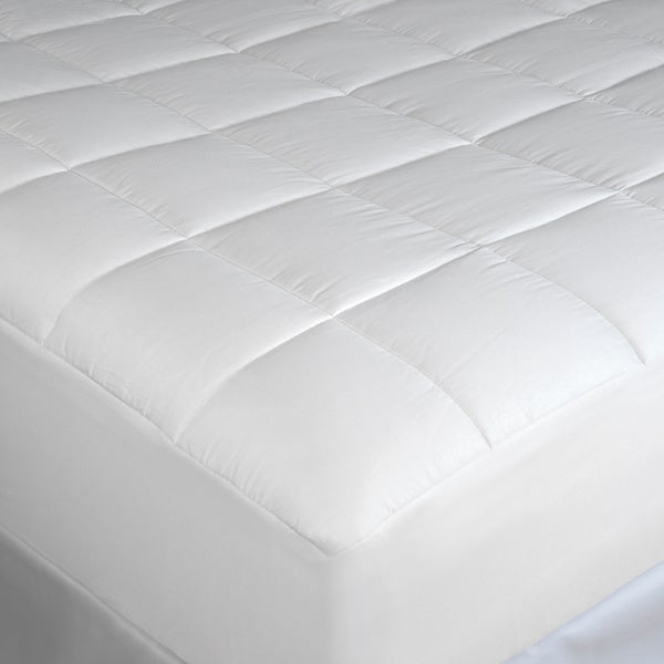 Fresh Slumber 400-Thread Count Temperature Controlling Mattress Pad