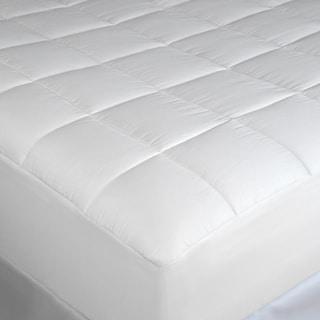 Fresh Slumber 400-Thread Count Temperature Controlling Mattress Pad