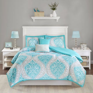Intelligent Design Sabrina 5-piece Duvet Cover Set
