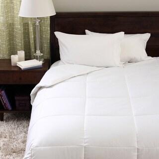 Fresh Slumber 400 Thread Count Temperature Controlling Down Alternative Comforter