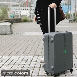 Lojel Octa 26-inch Medium Hardside Spinner Upright Suitcase