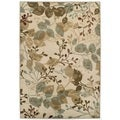 Easton Collection Ivory Delight Area Rug