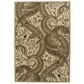 Easton Collection Paisley Area Rug