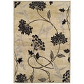 Easton Collection Dream Flora Area Rug