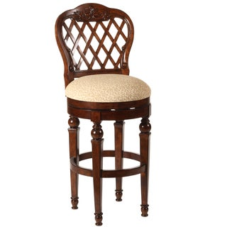 Woodridge Solid Wood Stool