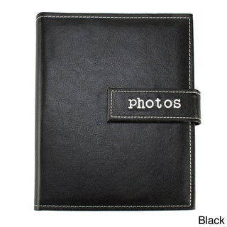 Kleer Vu Leatherette Photo Album (6x8)