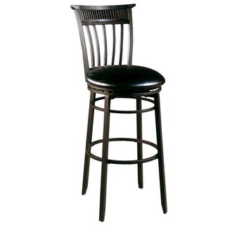 Cottage Metal Stool