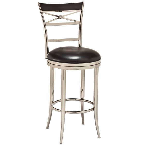 Kilgore Metal Stool 16000469 Overstock Com Shopping