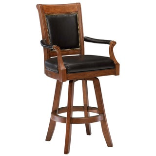 Kingston Game Swivel Bar Stool