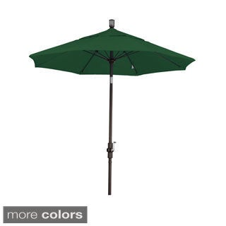 Ultra Premium Sunbrella 7.5-foot Patio Umbrella