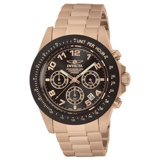 Invicta Men's 10706 'Speedway' Chronograph Watch
