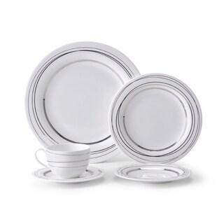 Mikasa Silver Spheres 5-piece Dinnerware