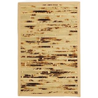 Esto Natural Camo Bamboo Rug (6' x 9')