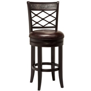Spalding Espresso Finish Stool
