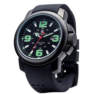 Smith & Wesson Men's 'Amphibian Commando' Black Watch
