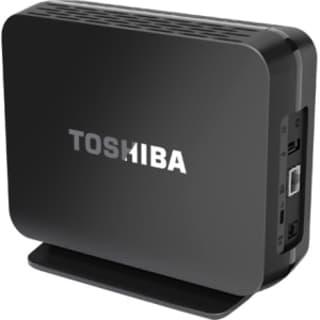 Toshiba Canvio 2 TB External Network Hard Drive