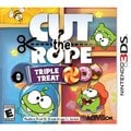 Nintendo 3DS - Cut the Rope Triple Treat