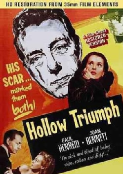 Hollow Triumph (DVD)