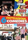 Outrageous Comedies: 6 Movie Set (DVD)