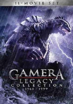 Gamera: Legacy Collection (DVD)