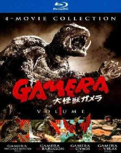 Gamera: Ultimate Collection: Vol. 1 (Blu-ray Disc)