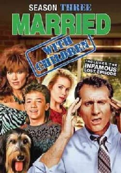 Married with Children: Season 3 (DVD)