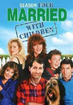 Married with Children: Season 4 (DVD)
