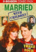 Married with Children: Seasons 3 & 4 (DVD)