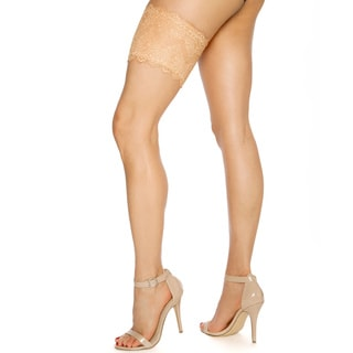 GirlyGoGarter Nude Pocketed Garter
