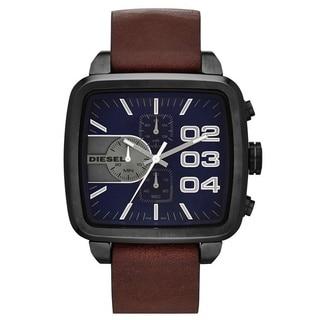 Diesel Men's DZ4302 Square Franchise Grey Watch