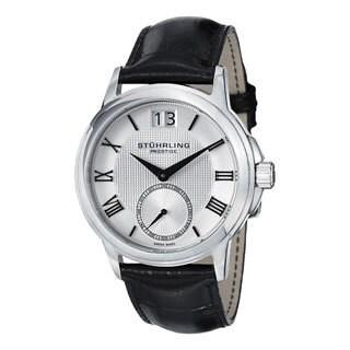 Stuhrling Original Men's Noble Swiss Quartz Strap Watch
