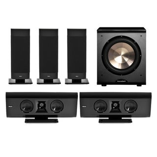 Klipsch Gallery PL-200 G-16 5.1 Home Theater Bundle