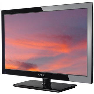 Apex LE3212D 32-inch 1080p LED DVD Player TV (Refurbished)