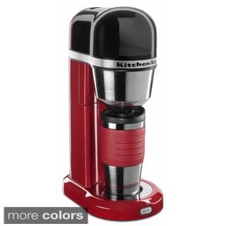 KitchenAid RKCM0402 Personal Coffee Maker with Mug (Refurbished)
