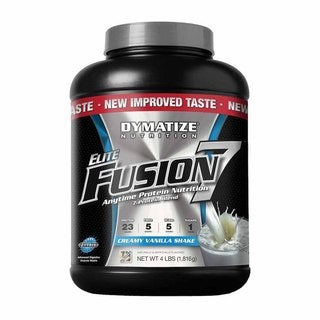 Elite Fusion 7 4-pound Protein Supplement