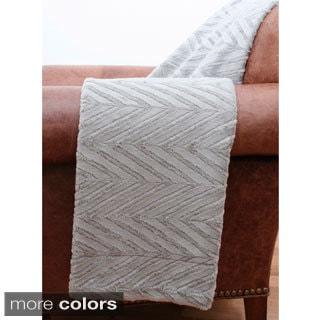 Elissa Faux Fur Throw Blanket
