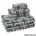Vicki Payne Chippendale 6-piece Towel Set