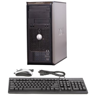 Dell OptiPlex 740 Athon 64 2.2GHz 2048MB 250GB Win 7 Home Premium Mini Tower (Refurbished)