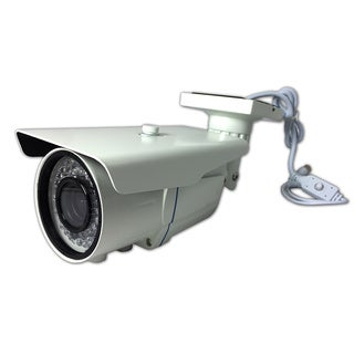 Aposonic A-CDBIV06 700 TV-Lines 2.8-12mm Varifocal Surveillance CCTV WDR Weather-proof IR Bullet Camera