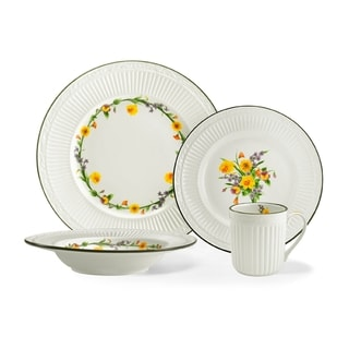 Mikasa 'Italian Meadow' 4-piece Place Setting
