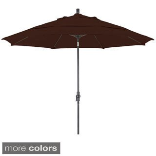 Ultra Premium Sunbrella 11-foot Patio Umbrella (5 Colors)