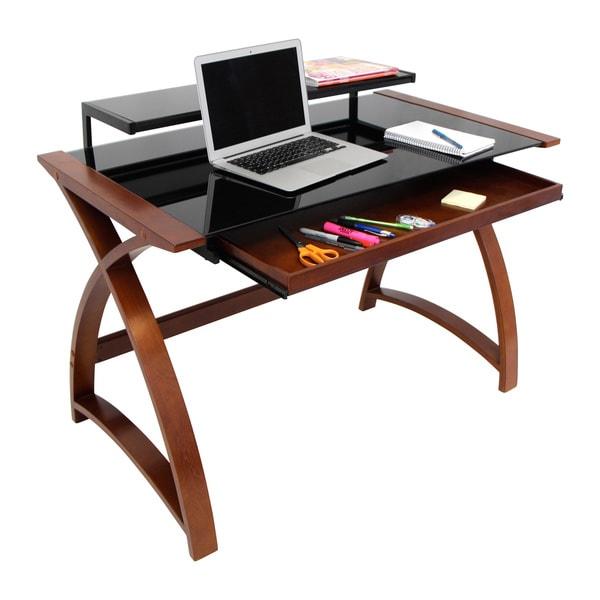 Bentley Wenge Wood Office Desk 16003465 Overstock