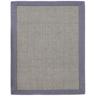 Ornbi Grey Sisal Rug (5' x 8')