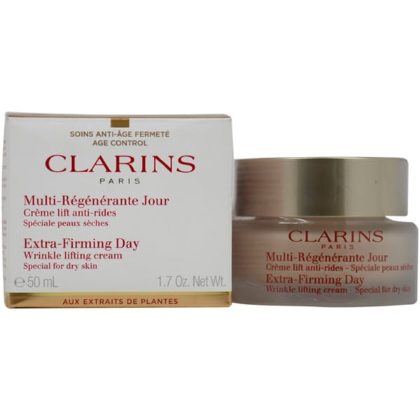 Clarins Extra Firming Day Wrinkle Lifting Cream for Dry Skin