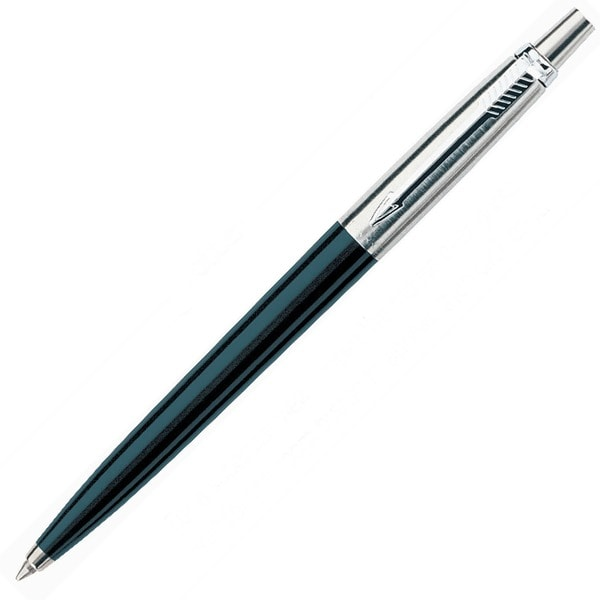 Parker Jotter Black Barrel Ballpoint Pen
