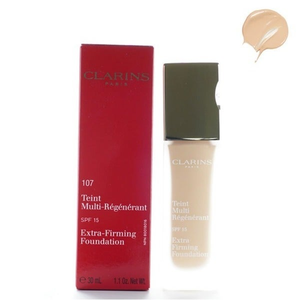Clarins Extra Firming Beige Foundation with SPF 15